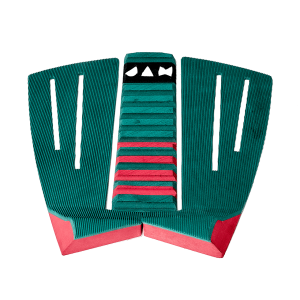 Jamtraction Pads Green & Red Flashback