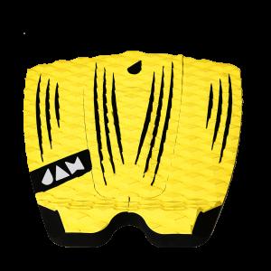 Yellow & Black Reckless Deckpad