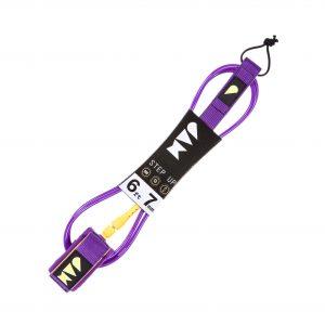 Purple & Yellow step up leash