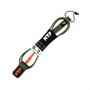 Dark Green Step Up Leash by Jamtraction