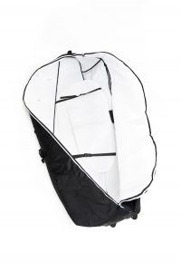 JAMTraction COFFIN boardbag inside
