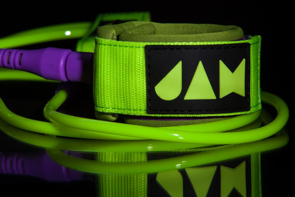 JAMTraction-Leashes-Green-Cover