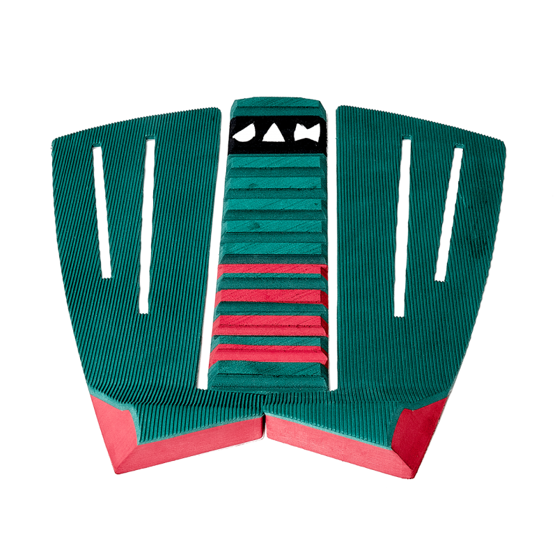 JAMTraction-Pads-Green-Red