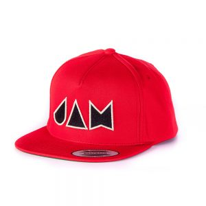 JAM-red-snapback-1