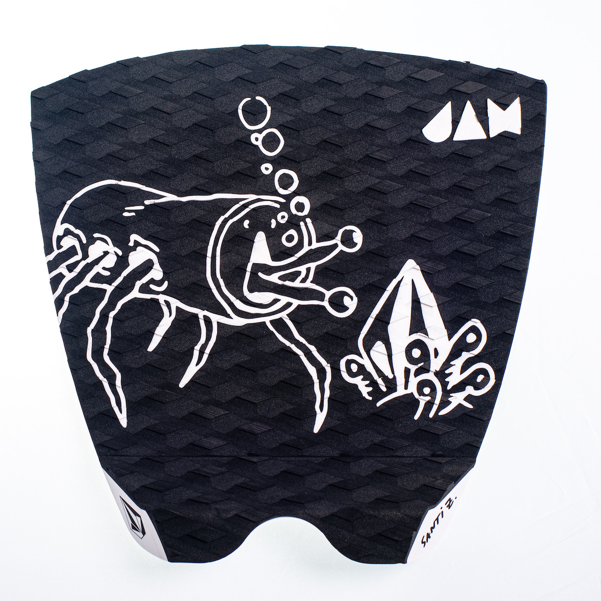 LIMITED EDITION VOLCOM COLLAB-FRONT